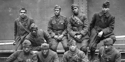 Lawmakers call for sweeping review of WWI heroism by black soldiers, who may have been unjustly denied the Medal of Honor