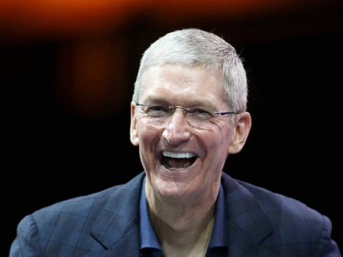 People are worried about Apple for the silliest possible reason