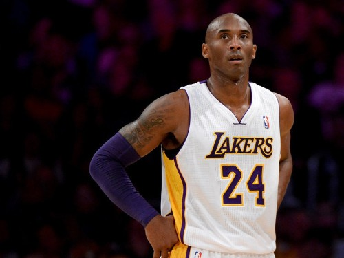 Kobe Bryant Breaks His Leg Three Weeks After Signing A $48.5 Million Extension, Out Six Weeks