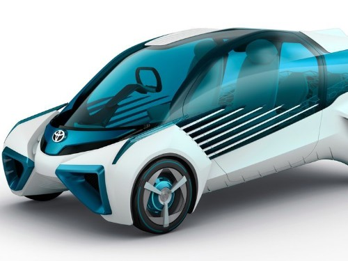 Toyota will reveal a vision for the future of cars later this month
