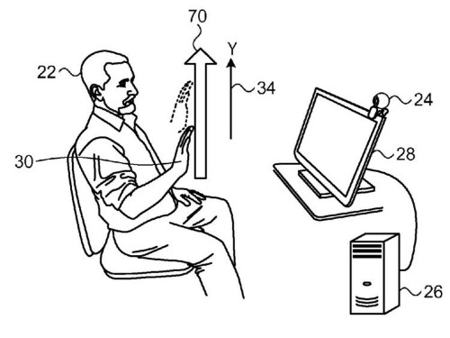 Apple Just Patented 'Minority Report'-Style Gesture Controls