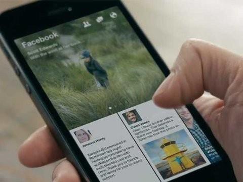 Facebook's New Paper App