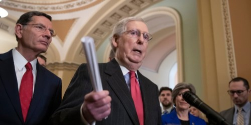 Congress passes the border security compromise to avert another government shutdown