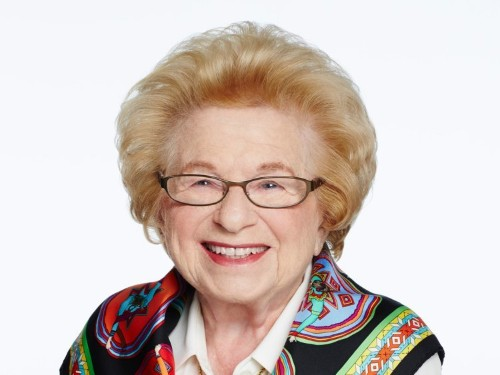 Dr. Ruth has interviewed thousands of people about their sex lives — and she's found the biggest threat to a relationship happens outside the bedroom