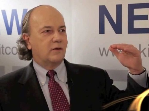 JIM RICKARDS: Gold Is Destined For $7,000