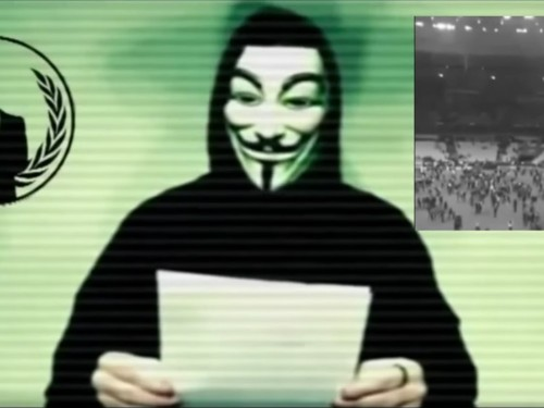 There are concerns that Anonymous' war on ISIS is doing more harm than good