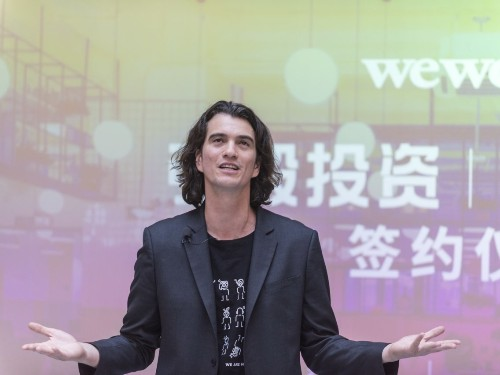 Adam Neumann real estate spending ahead of failed WeWork IPO - Business Insider