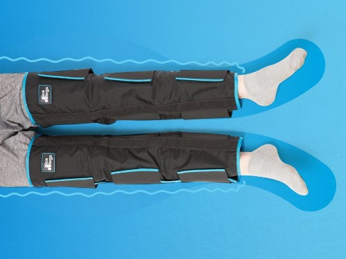 Ice Legs Cold Packs review: mess-free ice packs that wrap around legs - Business Insider