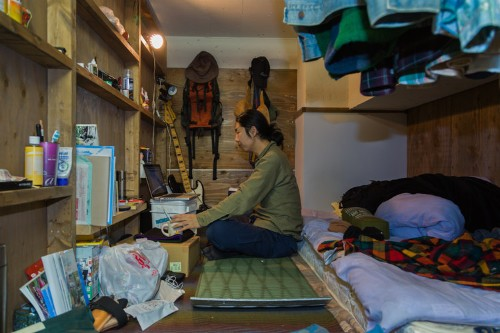 Check out the Tokyo hostel where backpackers squeeze into closet-sized rooms for $12 a night
