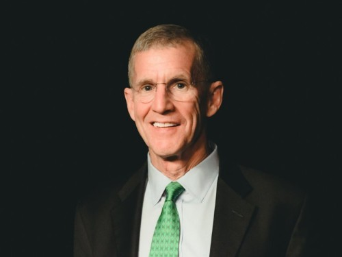 Gen. McChrystal says his resignation taught him about failure