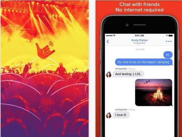 FireChat app lets you text without Wi-Fi or data - Business Insider