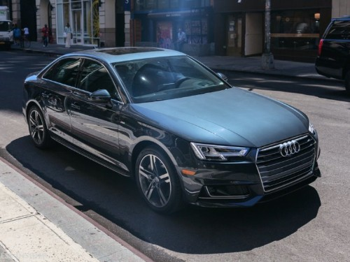 Audi wants to give you a week's worth of free car rentals when you buy or lease a new ride
