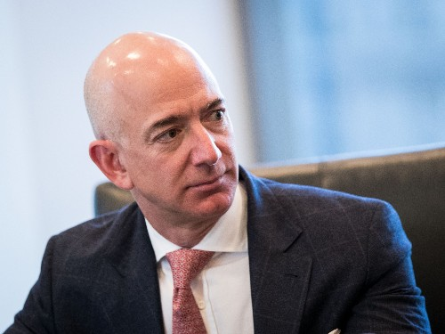 'I predict one day Amazon will fail. Amazon will go bankrupt': Jeff Bezos makes surprise admission about Amazon's life span
