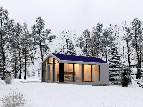 A robot can print this $64,000 house in as few as 8 hours — take a look inside - Business Insider