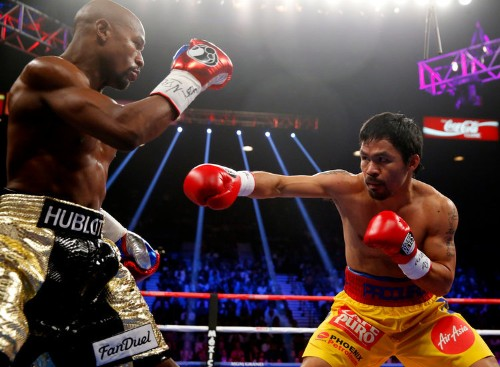 Floyd Mayweather vs. Manny Pacquiao would be bad for boxing