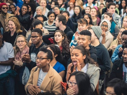 Harvard Law students debate whether people protesting racism at Yale are 'fascists'