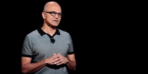 Microsoft could beat Apple to being the first $1 trillion company