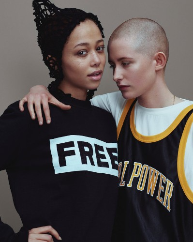 A classy British retailer just launched a genderless collection, and the clothes look like the future of fashion
