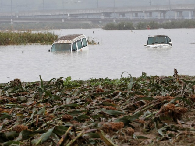More than 60 people are dead in Japan in the wake of the powerful Typhoon Hagibis - Business Insider