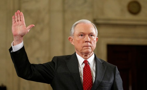 Here's where attorney general Jeff Sessions stands on legal marijuana