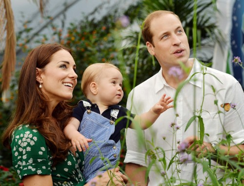 Prince George Turns 1: A Glamorous Year In The Life Of The Royal Baby