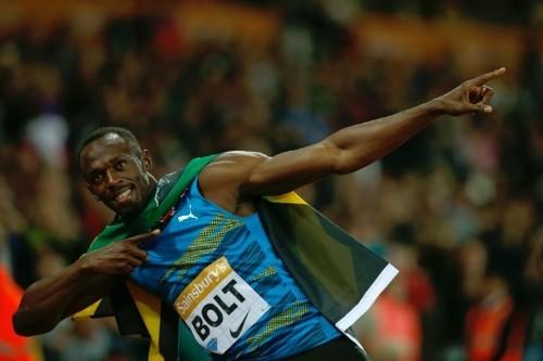 Olympic champion Usain Bolt: I am always number one