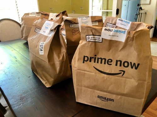 Amazon to launch new grocery stores separate from Whole Foods