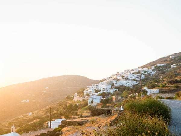 Tinos, Greece, is more beautiful, cheaper than Mykonos or Santorini - Business Insider