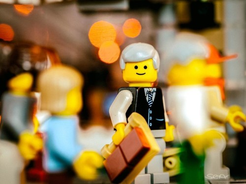 LEGO's CEO outlines his building blocks for the company's future, from engaging a 'bored' audience to still using plastic in an eco-friendly environment