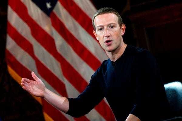 Facebook considering label for political ads - Business Insider