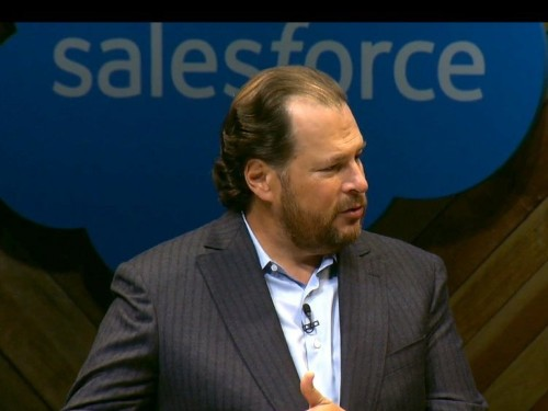 Salesforce billionaire Marc Benioff has a bunch of Buddhist monks living at his house