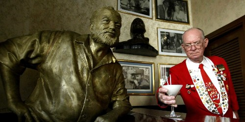 We stopped by all of Ernest Hemingway's favorite bars in Havana, and they haven't changed a bit