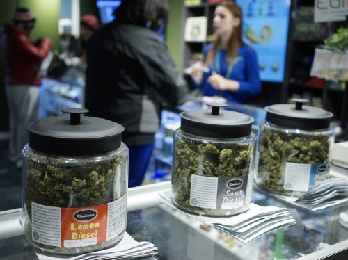 Washington state has brought in $70 milion in tax revenue from legal marijuana sales