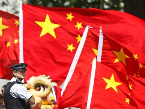 China has a new anti-corruption app that asks people to record officials doing illegal things