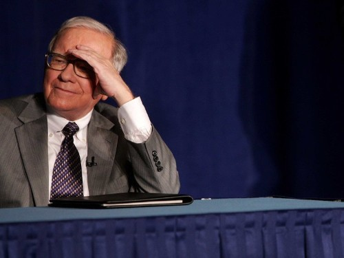 In his latest letter to shareholders, Warren Buffett shreds the most popular idea in economics right now