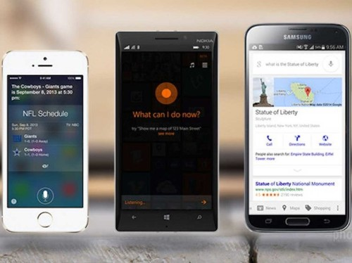 Here's the real difference between Google Now, Siri, and Cortana