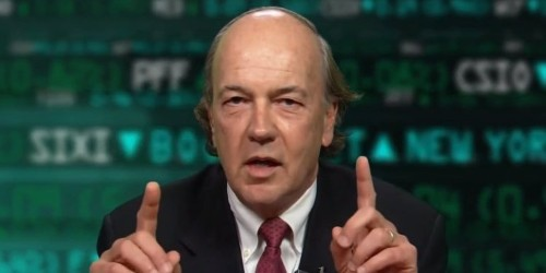 James Rickards: Passive investors will exacerbate next market crash