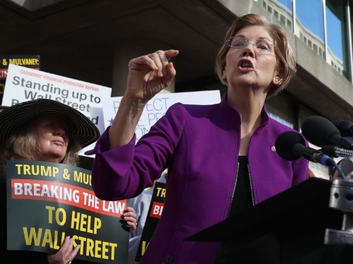 Elizabeth Warren's proposed wealth tax on the richest Americans won't remove the incentive to work, no matter what billionaires say