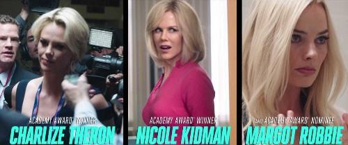 'Bombshell' Fox News movie trailer shows spitting-image casting picks - Business Insider