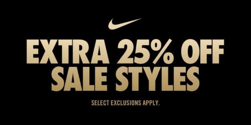 Here are the best deals from Nike's huge end-of-year sale
