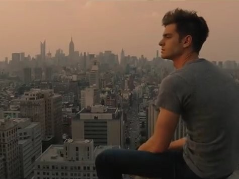 How A Schoolyard Bully Helped Andrew Garfield Become Spider-Man