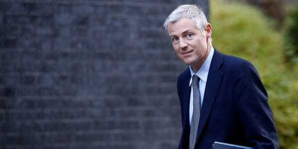 Election 2019: Conservative MP Zac Goldsmith loses his seat - Business Insider