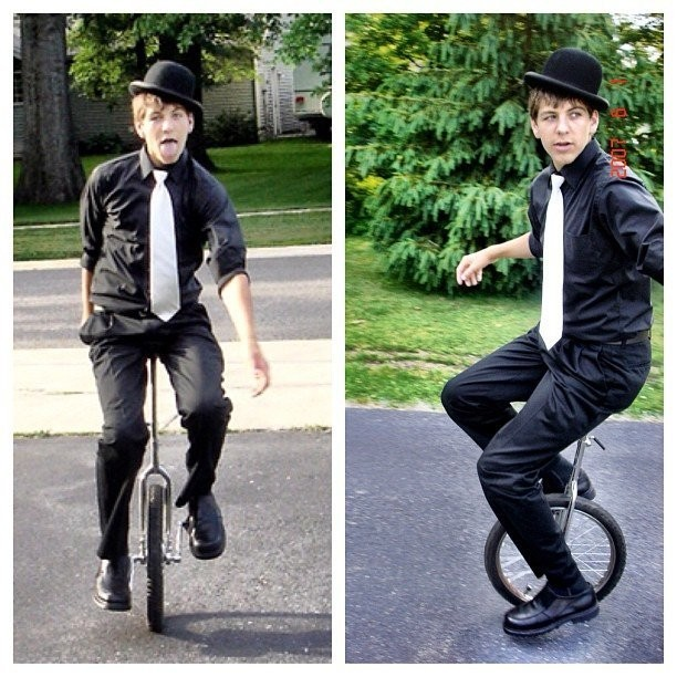Meet Mitch McGary, The Unicycle-Riding Freshman Who's Taking The NCAA Tournament By Storm