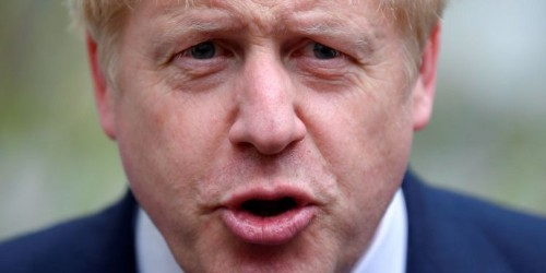 Boris Johnson wants Ireland to leave EU trade rules and form a new union with the UK after Brexit