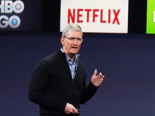 Apple has an opportunity to completely change TV if it uses this model