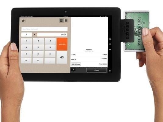 Amazon's New Card Reader Undercuts The Mobile-Payments Industry