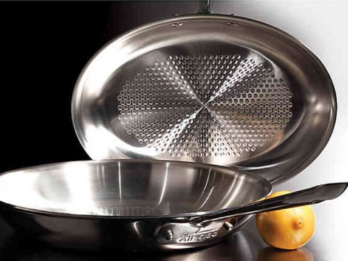 All-Clad's oval fish pan is my favorite for cooking whole fish — here's why it will never leave my kitchen