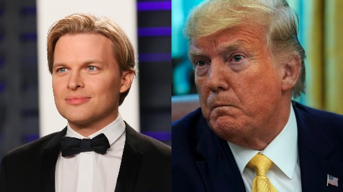 National Enquirer disposed of 'dirt' on Trump before election: Farrow - Business Insider