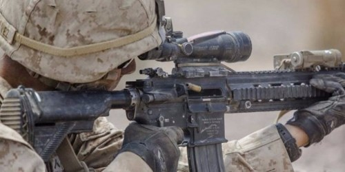 Heckler & Koch called Marines 'crayon eaters' in a viral post telling them not to break their new rifles