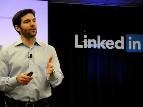 CEO Jeff Weiner Has A Big, Audacious Goal For LinkedIn's Next Decade